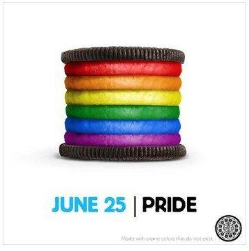 oreo gay pride campaign