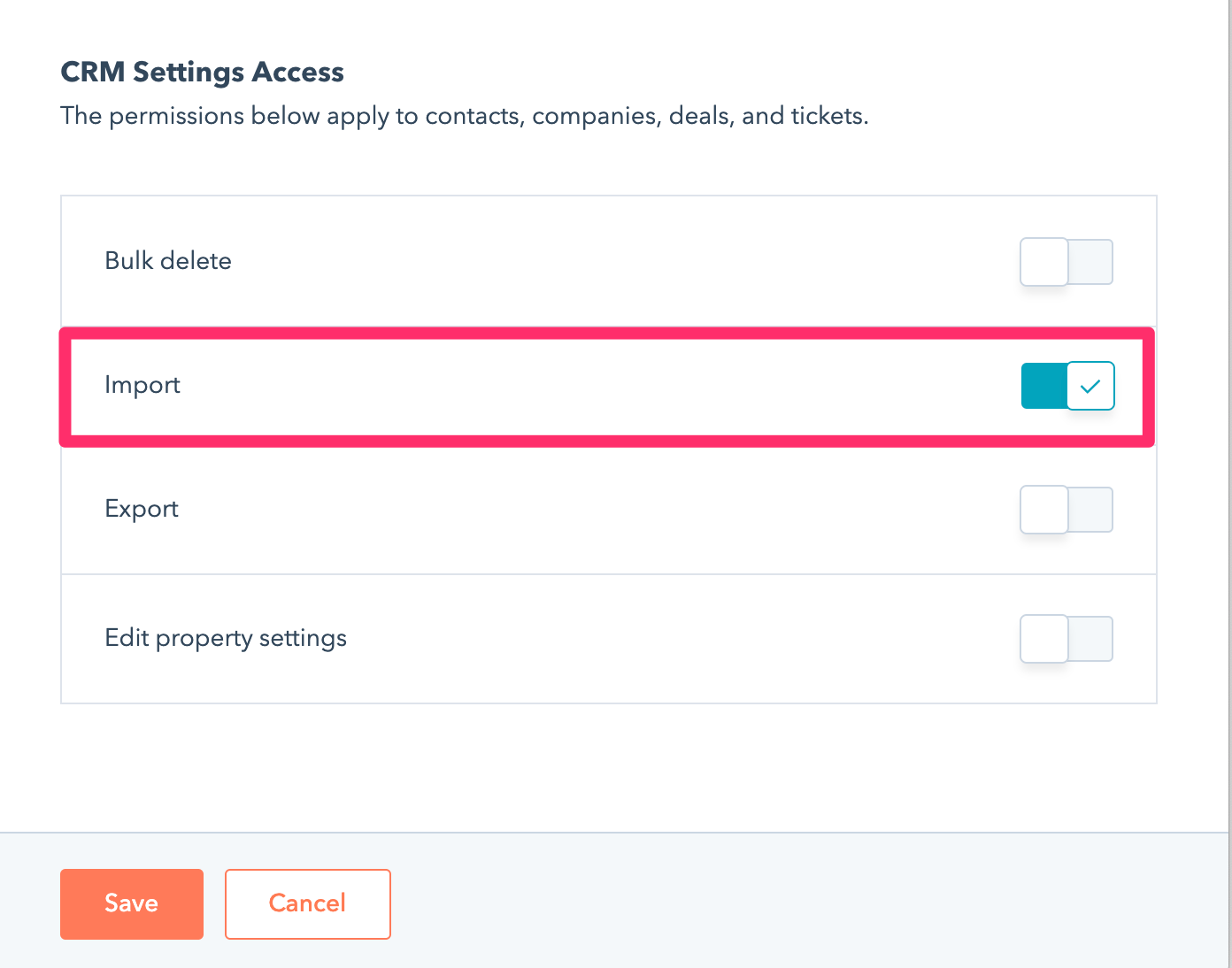 Settings and Slack   Search   Be Found
