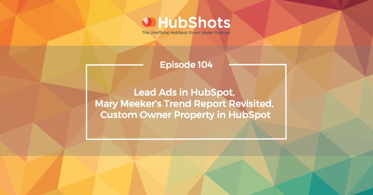 HubShots Episode 104