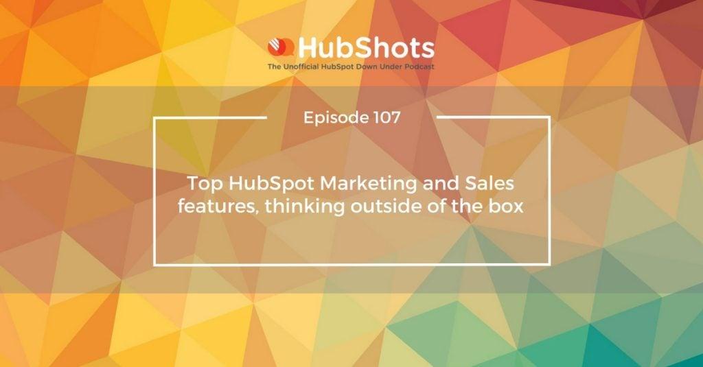 HubShots Episode 107