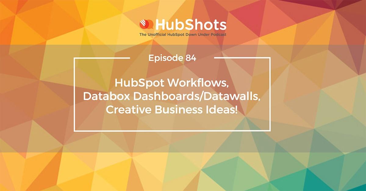 HubShots Episode 84