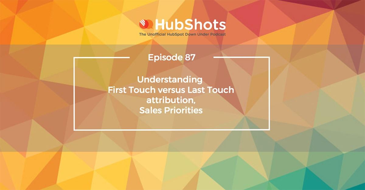 HubShots Episode 87