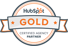 HubSpot Gold Partner since 2016