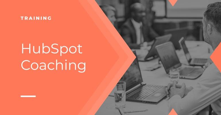 HubSpot Coaching