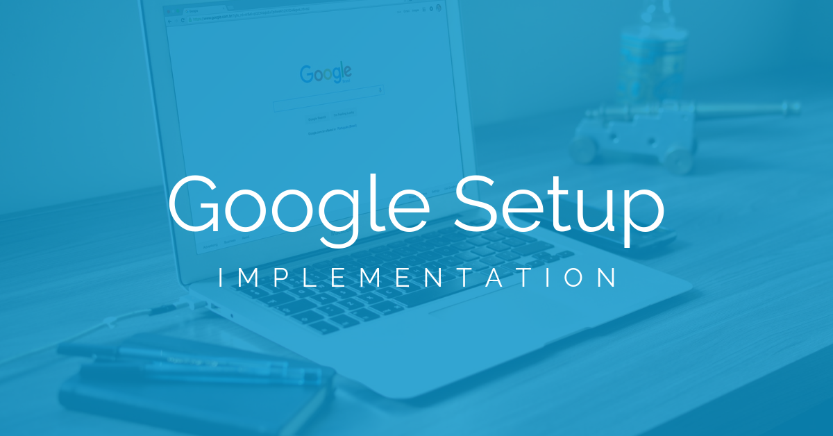 implementation-google-setup