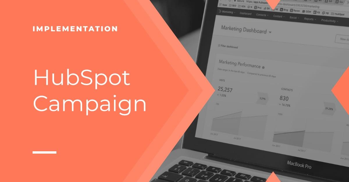 HubSpot Campaign