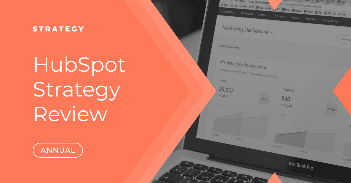 Hubspot Strategy Review