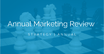 Annual Marketing Review