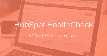 HubSpot HealthCheck