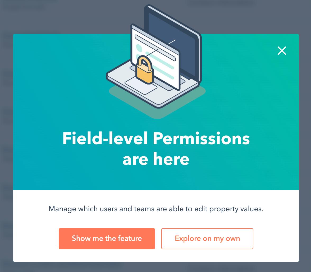 Property settings 2