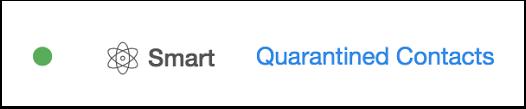 quarantined contacts list 1