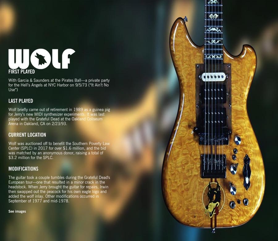 wolf jerry garcia