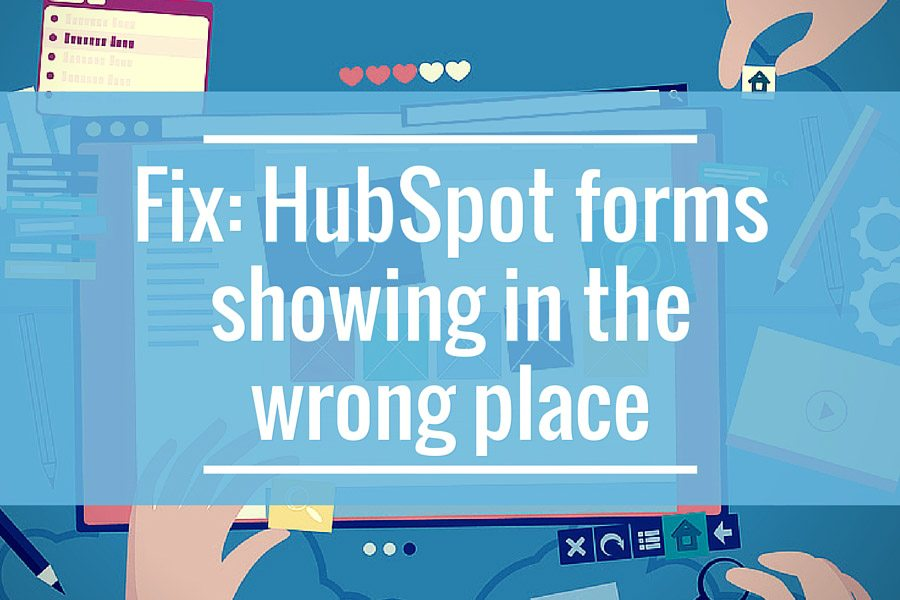 HubSpot Forms Rendering Issue in elcomCMS and WordPress